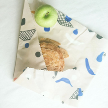 Beeswax Wrap - Organic Cotton (Large)