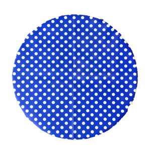 SuperBee Beeswax Wrap Blue Polka Medium Singapore