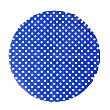 SuperBee Beeswax Wrap Blue Polka Large Singapore