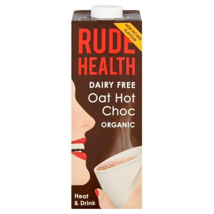 Rude Health Organic Oat Hot Chocolate Drink Dairy Free