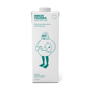 Minor Figures Oat Milk Singapore