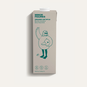 Minor Figures Organic Oat Milk Singapore
