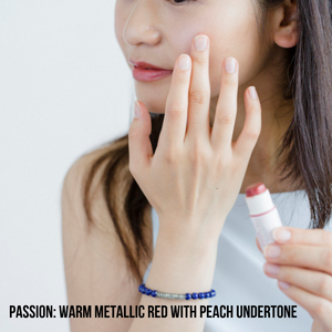 Coconut Matter Natural Lip Balm Tint Passion Singapore