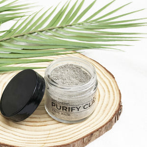 Natural Skincare The Mineraw Purify Face Mask Singapore