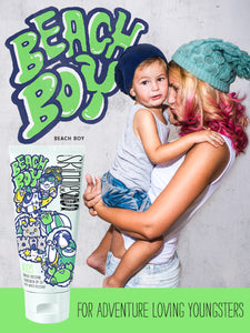 Skinnies Kids SPF50 Water Resistant Sunscreen Singapore