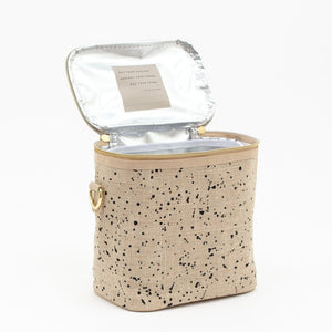 SoYoung Petite Lunch Bag Splatter Linen Singapore