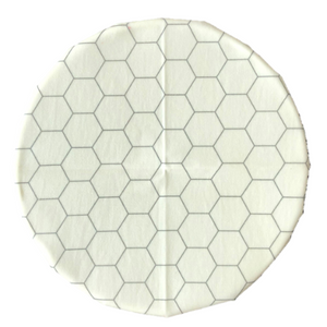 SuperBee Beeswax Wrap Hexagon Small Singapore