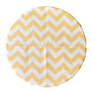 SuperBee Beeswax Wrap Yellow Zigzag Small Singapore