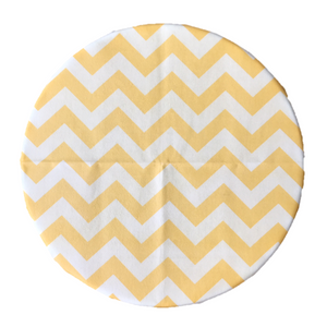SuperBee Beeswax Wrap Yellow Zigzag Medium Singapore