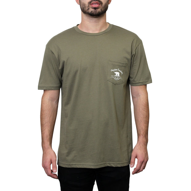 Dry Goods Co. Pocket Tee