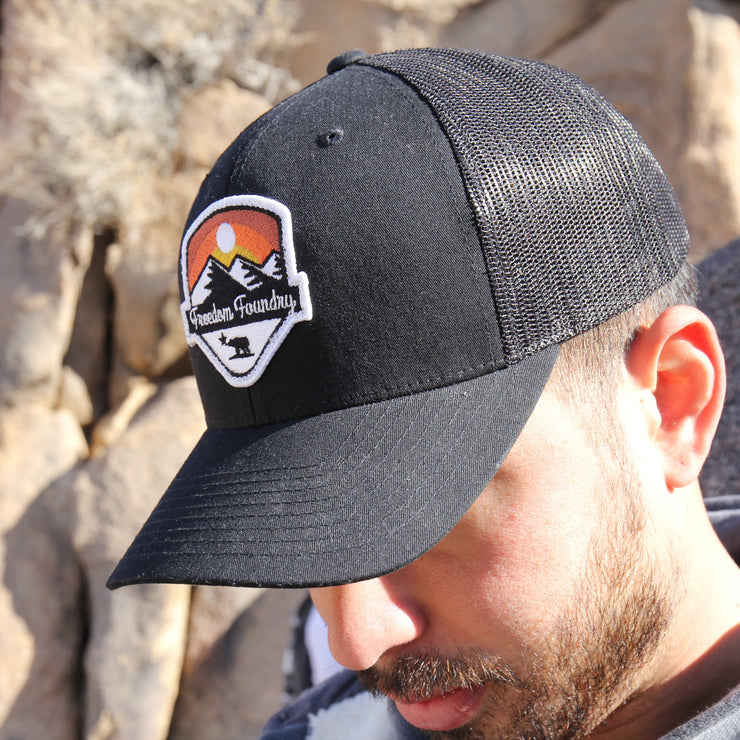 Solstice Canyon Trucker Hat