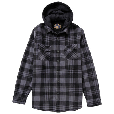 Hooded Super Plush Jacket