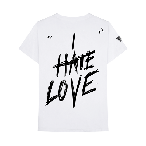 I HATE LOVE TEE + DIGITAL ALBUM PRE-ORDER
