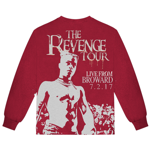 THE REVENGE TOUR BROWARD L/S