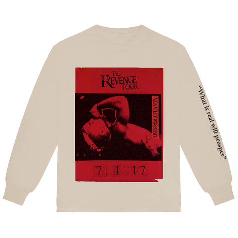 THE REVENGE TOUR ATLANTA L/S