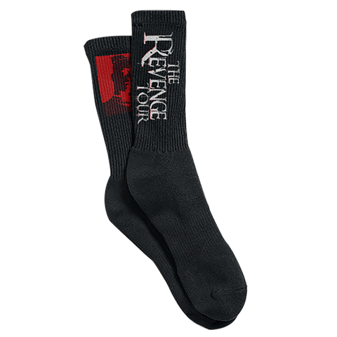 THE REVENGE TOUR SOCKS I