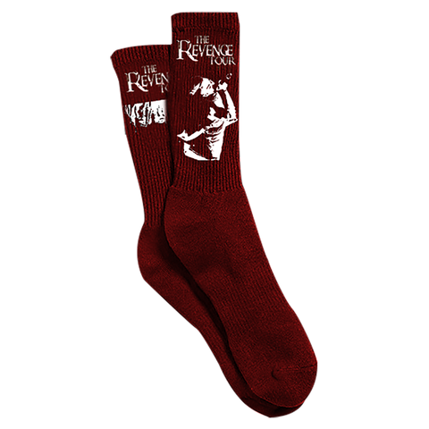 THE REVENGE TOUR SOCKS III