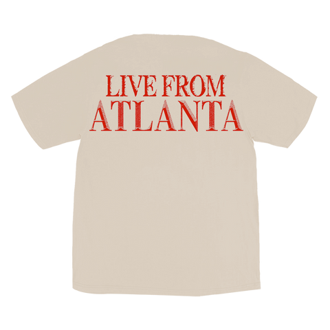 LIVE FROM ATLANTA T-SHIRT