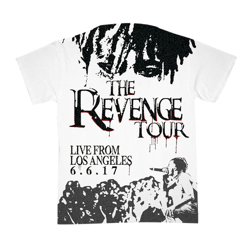 THE REVENGE TOUR T-SHIRT