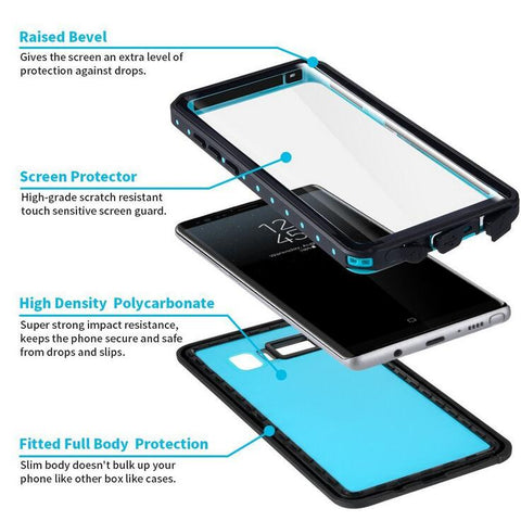 new products e231e 64276 WATERPROOF & SHOCKPROOF CASE FOR SAMSUNG