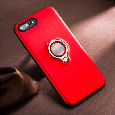 360 Rotating Ring Armor iPhone Case