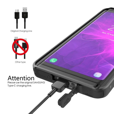 360° Waterproof Case For Samsung Note 9