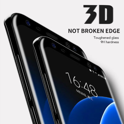 3D Tempered Glass For Samsung Galaxy S8/ S9