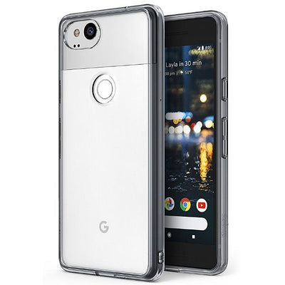 Clear Hybrid  Case For Google Pixel 2 & 2 XL