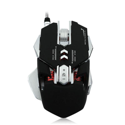 7 Keys Optical Mice Gaming Mouse - thevallleyshop