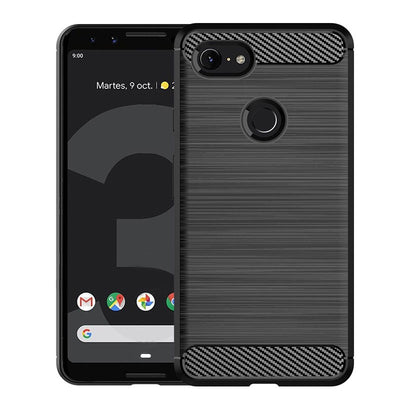 Google Pixel 3 Olixar Case With Glass Protector