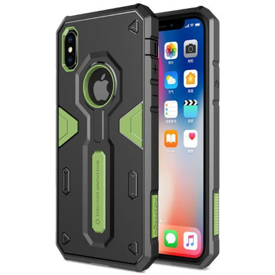 Armour Rugged Black iPhone X case