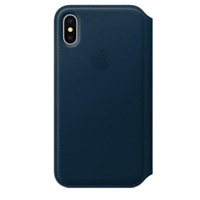 iPhone X Folio Case Flip Wallet Case