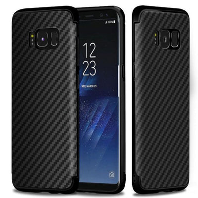 Carbon Fiber Soft Samsung S8 Case