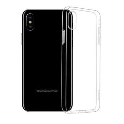 Clear Transparent iPhone Case