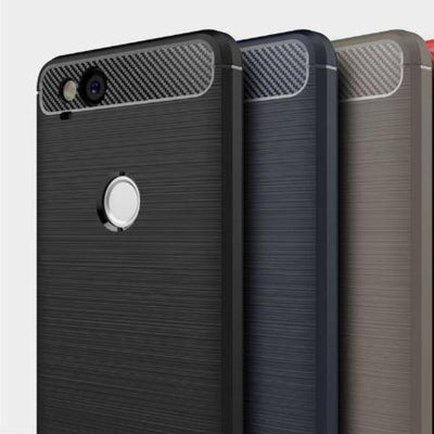Cool Carbon Heat Absorber Google Pixel Case