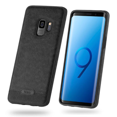 Cool Leather Slim Case Samsung S9