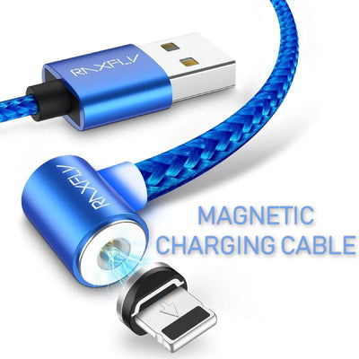 Cool Magnetic iPhone Charging Cable