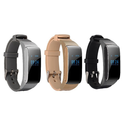 DF22 Bluetooth Smart bracelet Track Fitness Sleep Monitor Smart Watch
