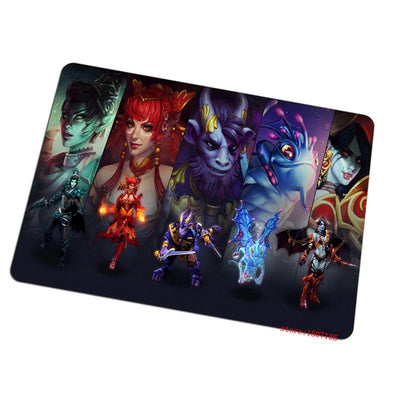Dota 2 Professional Gamers Mouse Pad