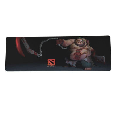 Dota 2 Pudge theme Mouse Pad