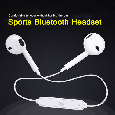 Heavy Bass Bluetooth Mic Headset
