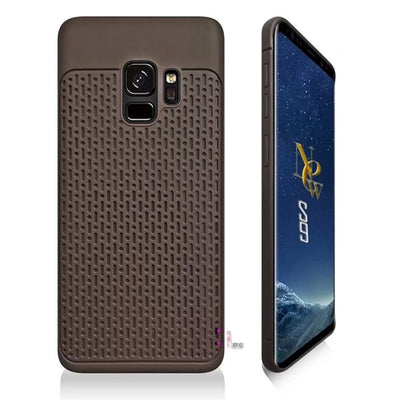 Elegant Patterned Rubber Case Samsung S9