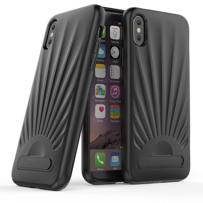 Exotic Hide Holder Case for iPhone X