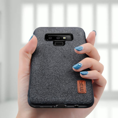 Soft Fabric Samsung Note 9 Protective Case
