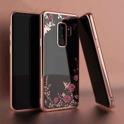 Flower Pattern Case for Samsung