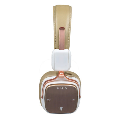 Foldable Portable Wireless Bass Music Headset