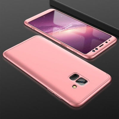 Galaxy A8 2018 360° Protection Case