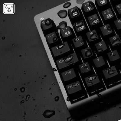 German layout Mechanical Gaming Keyboard - thevallleyshop