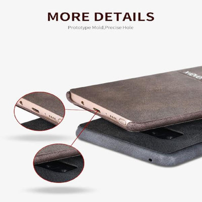 360 Thin Flip Case For Samsung Note 8