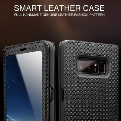 Smart Lizard Patterned Samsung Note 8 Cover